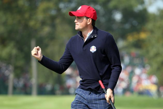 Keegan Bradley: Ryder Cup Success, Emotion Making Him United States Fan Favorite