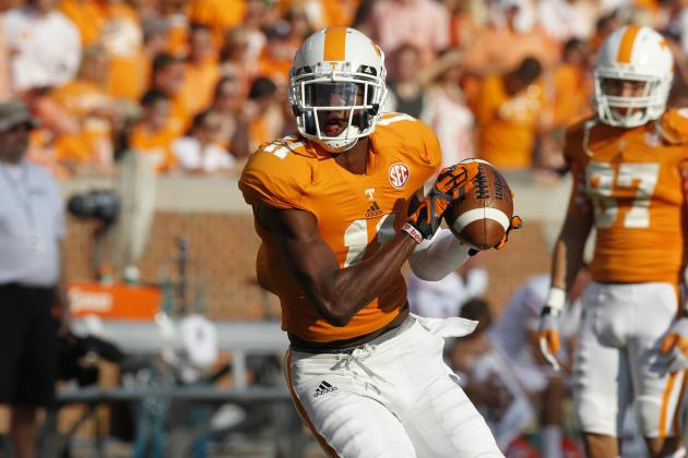 Vols 'Motivated' as 2-TD Underdogs