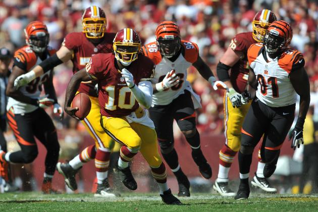 Tony Dungy on RGIII: He Is the Best QB Mike Shanahan Has Had Since John Elway