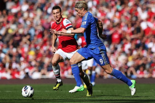 Arsenal vs. Chelsea: Score, Analysis and Grades