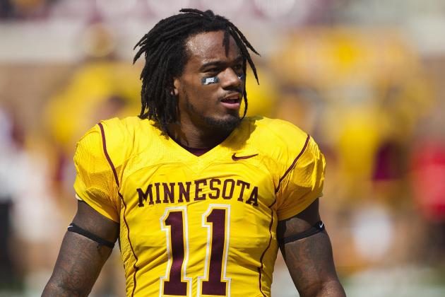 Gophers Confident of Matchup with Iowa WRs