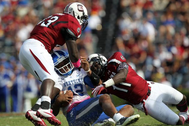 South Carolina vs. Kentucky: Live Scores, Analysis and Results