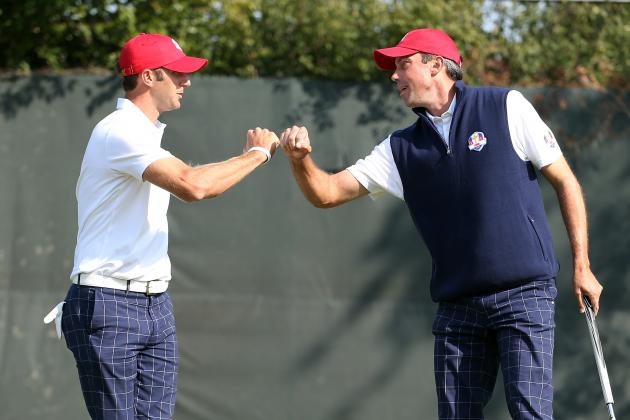 Ryder Cup 2012 TV Schedule: Where and When to Catch Saturday Afternoon's Action