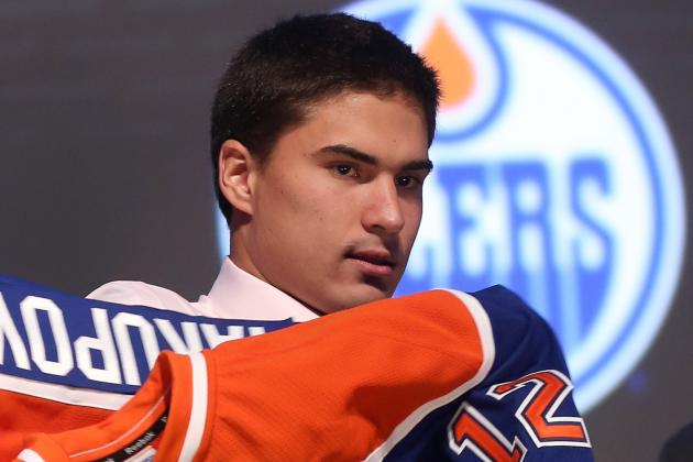 Hockey Canada Clears Nail Yakupov to Play in KHL