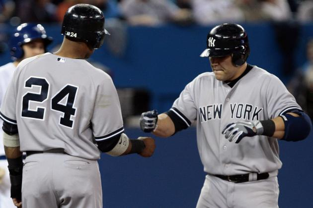 Russell Martin Having a September to Remember for New York Yankees