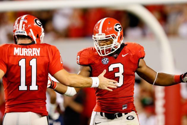 Tennessee vs Georgia: Are Bulldogs Legit SEC East Favorites or Still an Unknown?