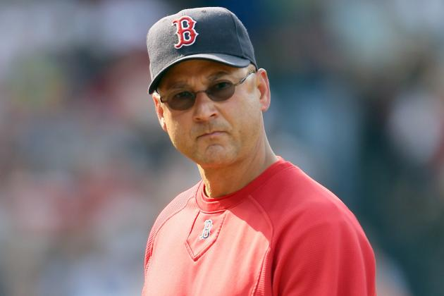 Report: Francona to Interview 'Wednesday or Thursday'