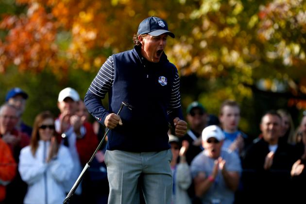 Ryder Cup 2012: Who Can Keep Up Fast Start?
