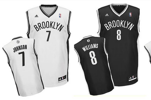 Nets Unveil New Jerseys