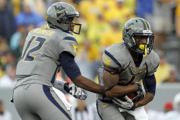 Baylor vs. West Virginia: Live Scores, Analysis and Results