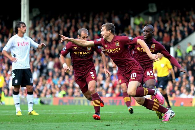 Fulham vs. Manchester City: Premier League Live Score, Highlights and Recap