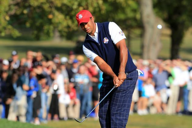 Tiger Woods Ryder Cup 2012: Why Tiger Deserved Benching