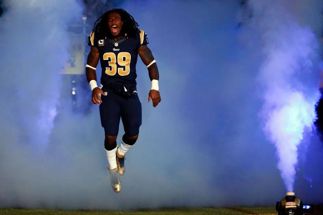 Steven Jackson: What Fantasy Owners Should Expect from Rams' RB in Week 4