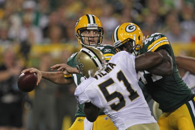 Week 4 NFL Predictions: 5 Matchups That Will Decide Saints vs. Packers