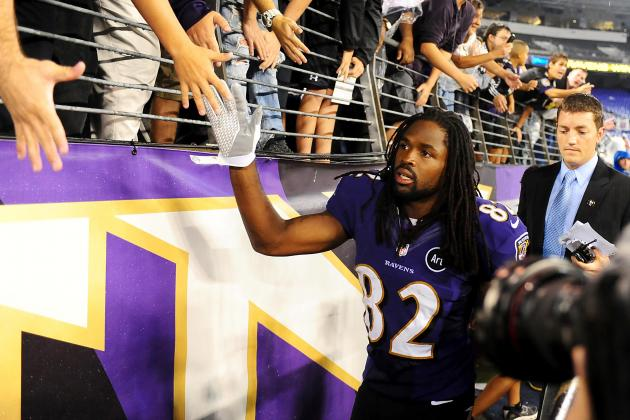Torrey Smith: Why Breakout Ravens' WR Is an Every-Week Start