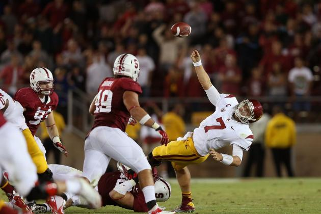 NFL Draft Preview: Matt Barkley No Longer the Consensus No. 1