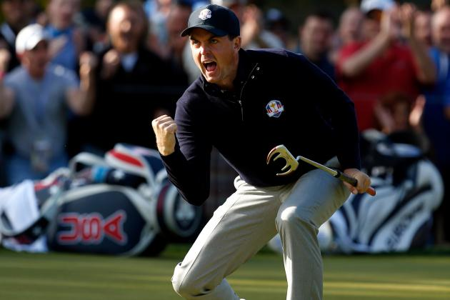Keegan Bradley: Performance at Ryder Cup Will Fuel Young Star to Big 2013 Season