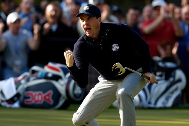 Ryder Cup Scores: Most Surprising Performances so Far
