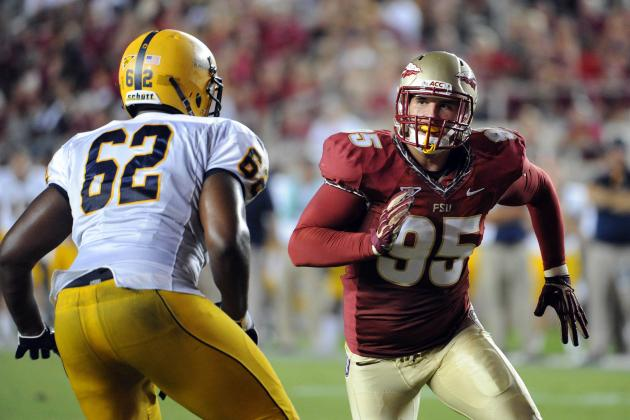 Florida State vs. South Florida: Why Seminoles' Bjoern Werner Is a Stud DE