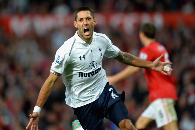 Premier League, Manchester United 2-3 Tottenham: As It Happened