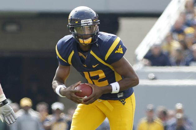 Heisman Trophy 2012: Geno Smith's Big Week 5 for WVU Makes Him the Favorite