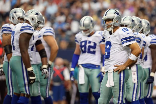 Dallas Cowboys: Top Storylines for Big D Heading into Monday Night Showdown