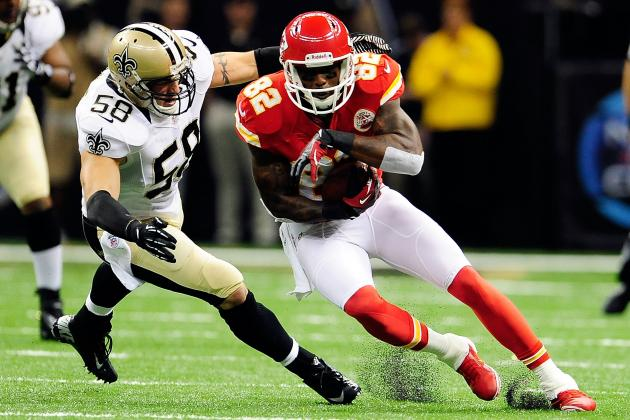 Dwayne Bowe: Banged-Up Chiefs WR Still a Reliable Fantasy Starter in Week 4