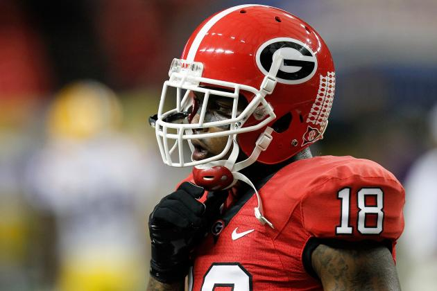 Georgia Stars Bacarri Rambo and Alex Ogletree Return From Suspension