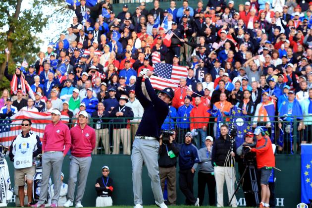 Ryder Cup 2012: Bubba Watson, Keegan Bradley Provide Glimpse into US Future