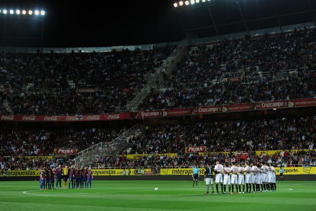 Sevilla 2-3 Barcelona: As It Happened