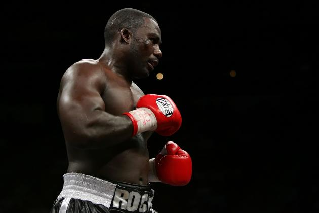 Heavyweight Contender Hasim Rahman Seeks to Shock the World Once Again