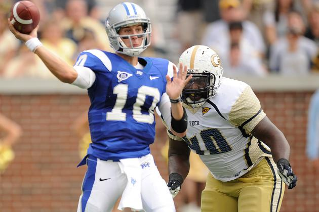 Georgia Tech Stunned by Middle Tennessee State 49-28