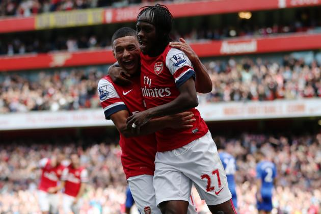 Arsenal's Defeat to Chelsea Shows Balance of Gunners' Attack Is Still Not Right