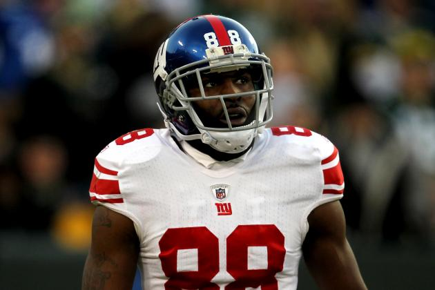 Fantasy Football Week 4: How Hakeem Nicks' Injury Affects Giants Wide Receivers