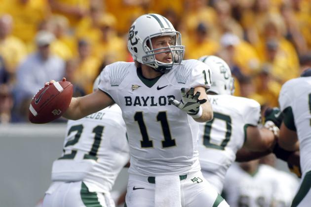 West Virginia vs. Baylor: Nick Florence's Huge Game Makes QB Heisman Candidate