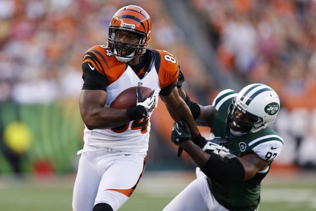 Jermaine Gresham: Why Bengals TE Is Worth a Spot on Your Fantasy Football Roster