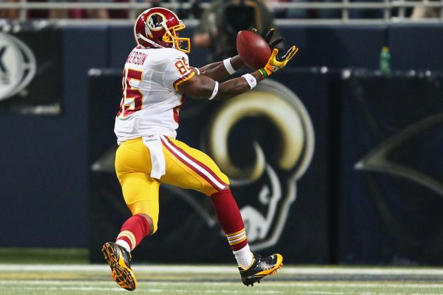 Pierre Garcon: Best Fantasy Options to Replace Injured Redskins Receiver