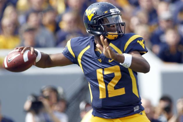 Smith (656 Yds, 8 TDs), WVU Win Wild Shootout