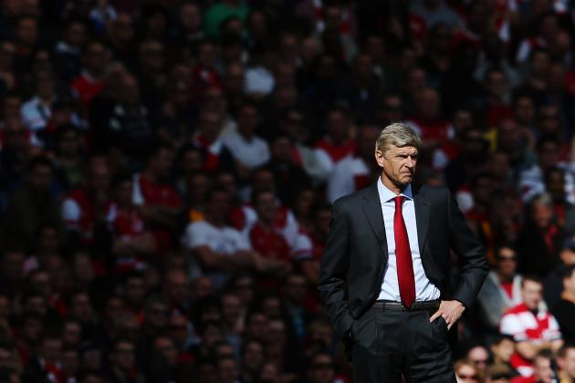 Arsene Wenger to Blame for Arsenal's Defensive Blunders Against Chelsea