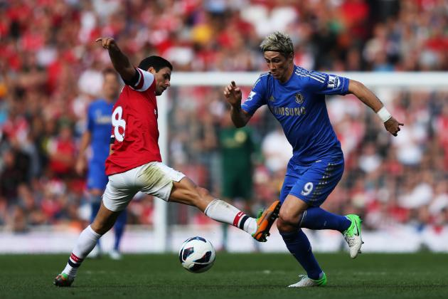 Arsenal vs. Chelsea: How Did Arsenal Players Fare in the 2-1 Loss?