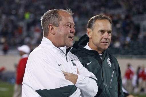 Michigan State's Mark Hollis, Family to Donate $1 Million to University