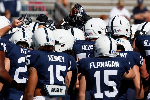 Penn State Takes out a Lot of Frustration in a Revenge Win Against Illinois