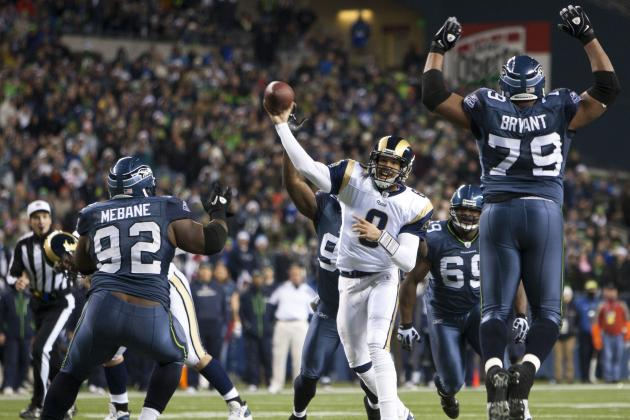 St. Louis Rams: Revisiting Last Year's Games with the Seahawks