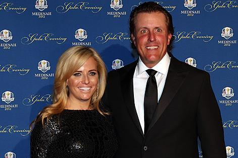 Ryder Cup Gala 2012: Best Dressed Athletes, WAGs and Celebrity Photos