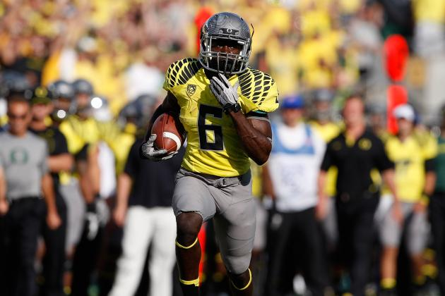 Oregon vs. Washington State: Players Who Will Light Up the Scoreboard