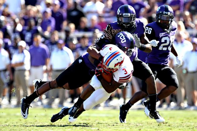 TCU vs. SMU: Mustangs Will Not Surprise Horned Frogs This Time Around
