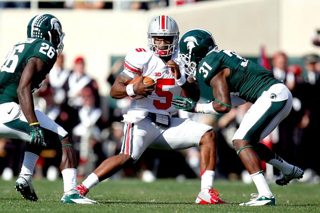 Ohio State vs. Michigan State: Buckeyes Hold Off Spartans in Close Win