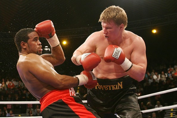 Povetkin vs Rahman: Alexander Povetkin Defeats Hasim Rahman Via TKO