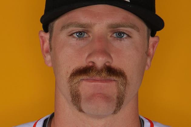 Miami Marlins Outfielder Kevin Mattison and His Mustache Belong in the Majors