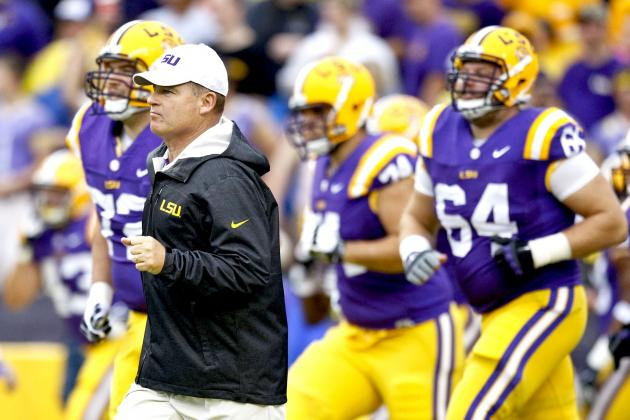 Towson vs. LSU: Live Scores, Analysis and Results